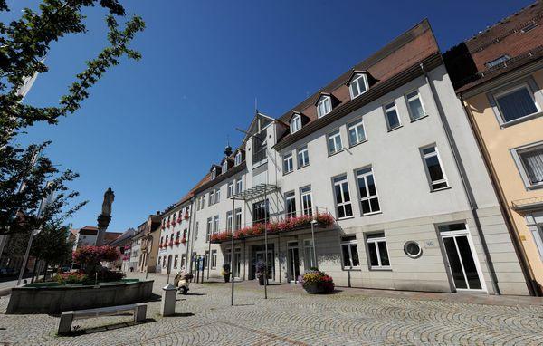 Hüfinger Rathaus