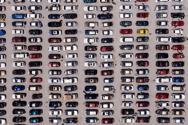 Autos (Symbolbild)