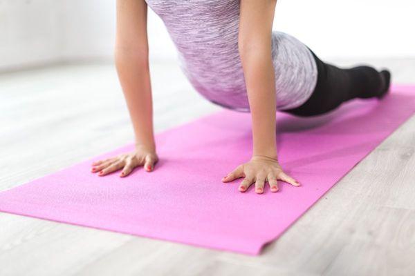Fitness und Wohlfühlen