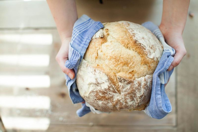 Brot (Symbolfoto)
