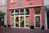 Geschäft Camp David / Soccx von außen