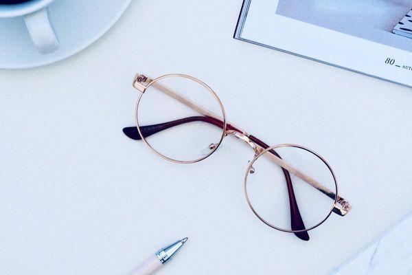 Brille (Symbolbild)