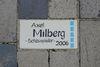 Axel Milberg ist einer der verewigten Filmschaffenden.
