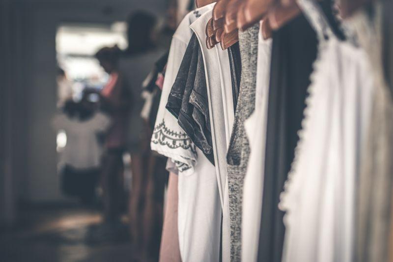 Boutique für Damenbekleidung
