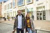 Das THEO lädt zum Wetter-unabhängigen Einkaufen ein