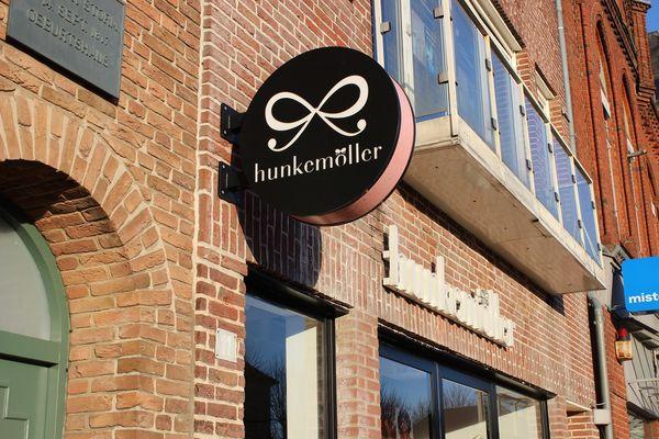 Außenansicht Hunkemöller in Husum