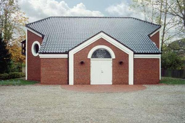 Dänische Kirche in Husum