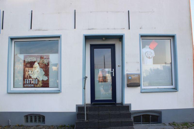 Tattoo- und Piercing-Studio am Husumer Hafen