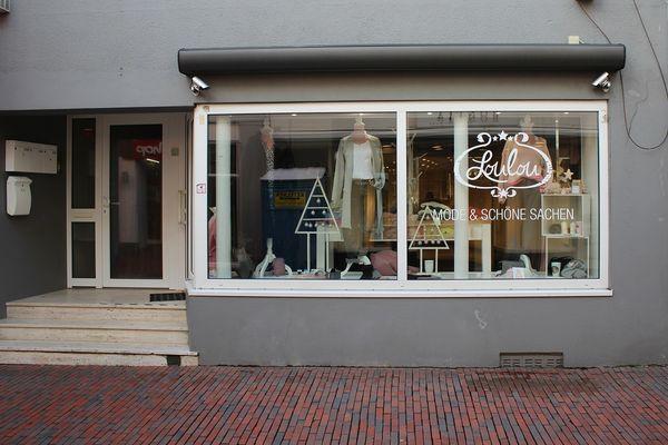 Modegeschäft LouLou in der Krämerstraße
