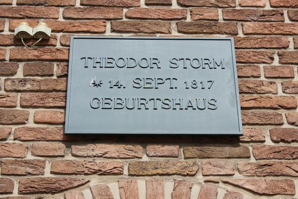 Geburtshaus Theodor Storm