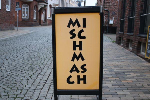 Außenschild MischMasch