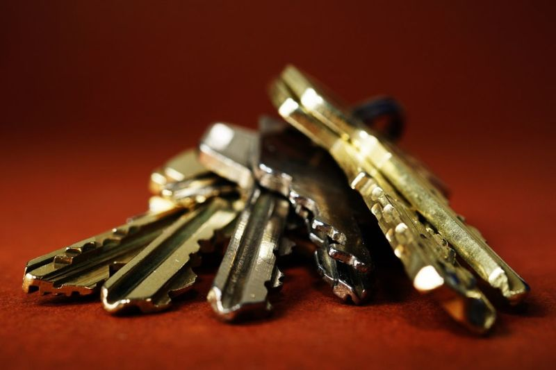 Schlüssel (Symbolbild)