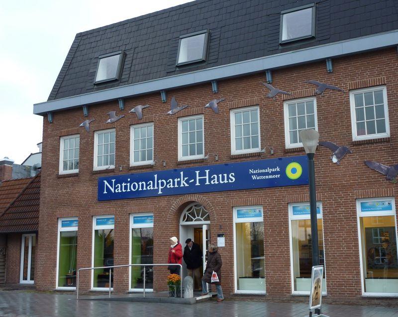 Nationalparkhaus Husum am Hafen