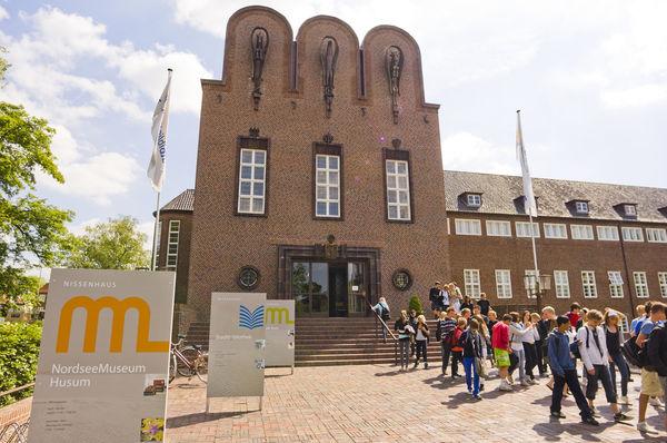 NordseeMuseum - Nissenhaus, Außenansicht