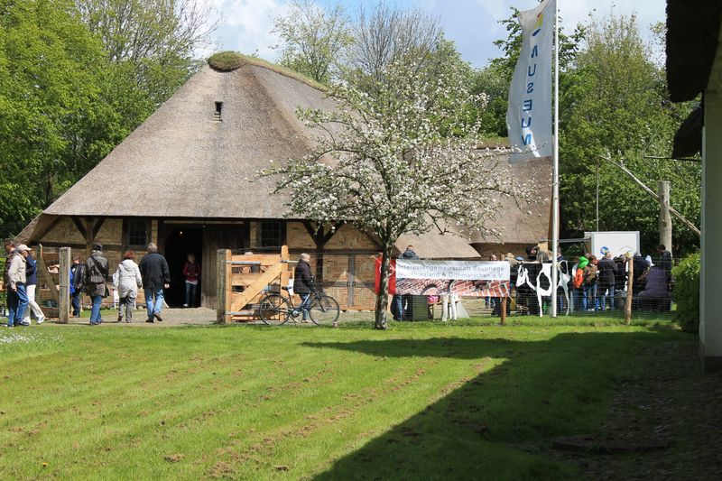 ostenfelder bauernhaus freilichtmuseum husum tourismus. Black Bedroom Furniture Sets. Home Design Ideas