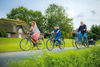 Fahrrad fahren in der Husumer Bucht