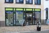 Außenansicht des Sanitätshauses in der Unteren Neustadt