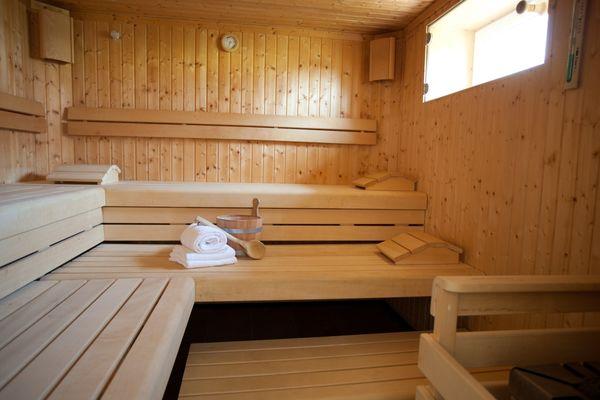Finnische Sauna im RosenSPA