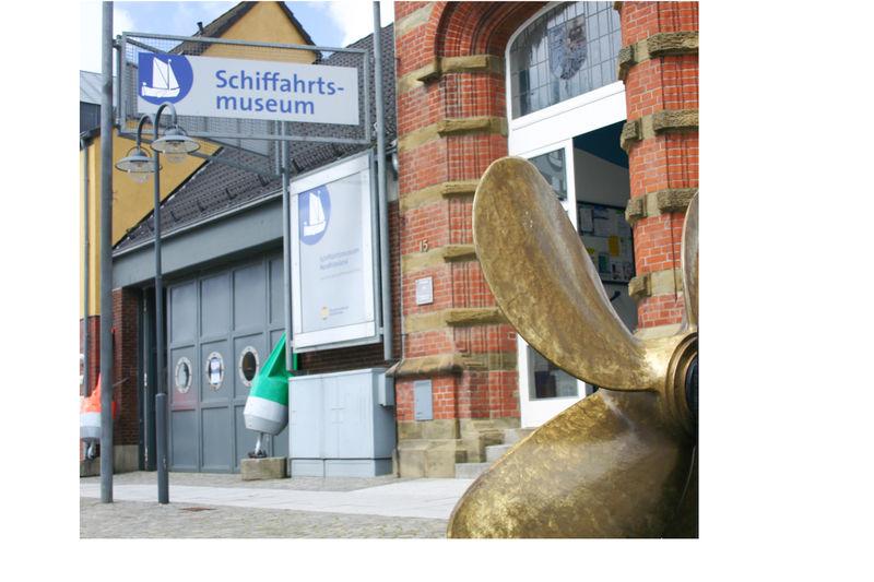 Schiffahrtsmuseum Nordfriesland  Husum Tourismus
