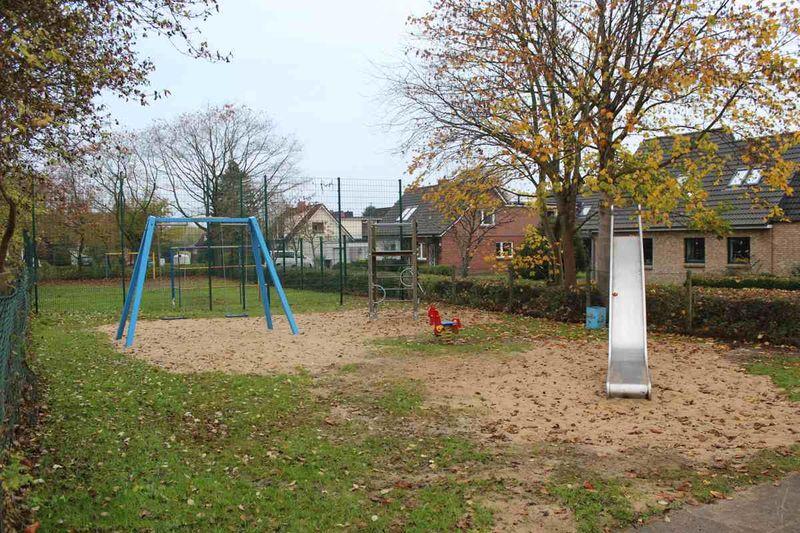 Spielplatz - Kampsiedlung