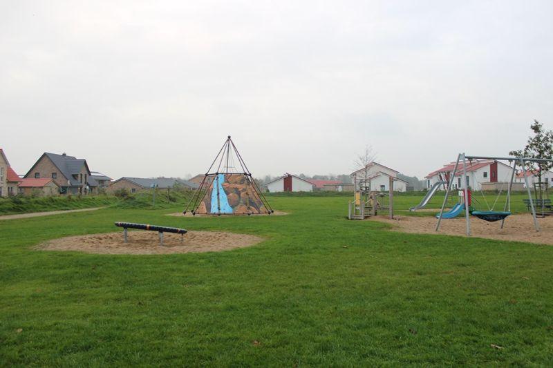 Spielplatz - Margarete Böhme Straße