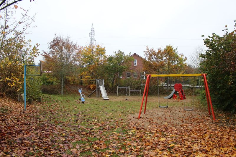 Spielplatz - Sandkamp