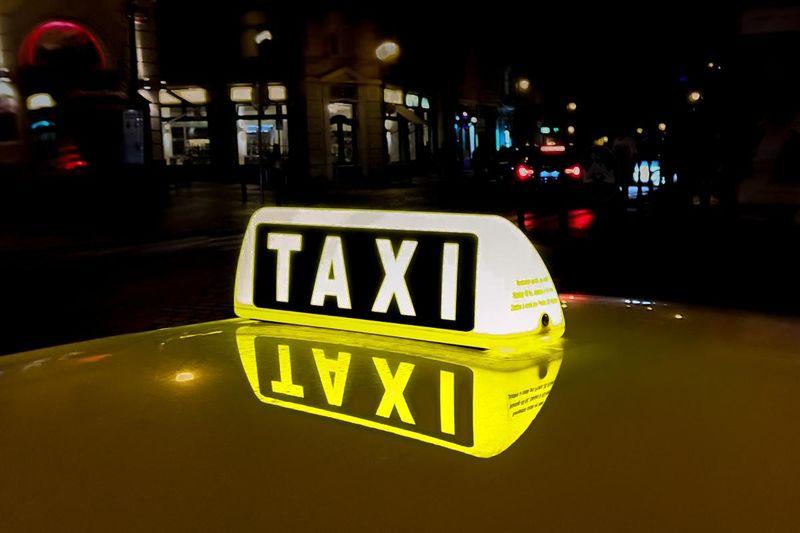 Taxi (Symbolbild)
