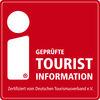 Die Tourist Information ist zertifizierte i-Marke