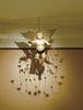 Engel in der Ausstellung des Weihnachtshauses