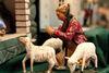 Weihnachtsfiguren aus der Sammlung im Weihnachtshaus