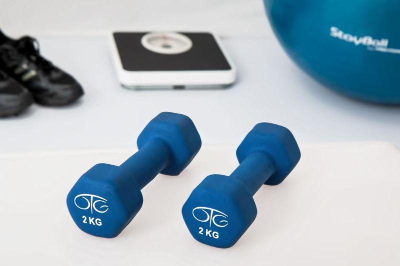 Fitness (Symbolbild)