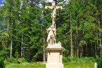 Ibacher Kreuz von 1777, 1055 müM