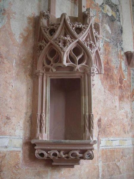 Bild aus dem Inneren der Vituskapelle