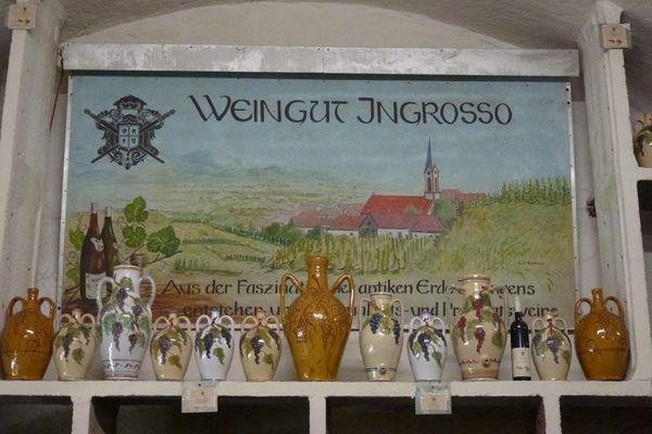 Weingut Ingrosso - Wandbild