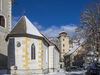 St. Margarethen Kirche Ilanz