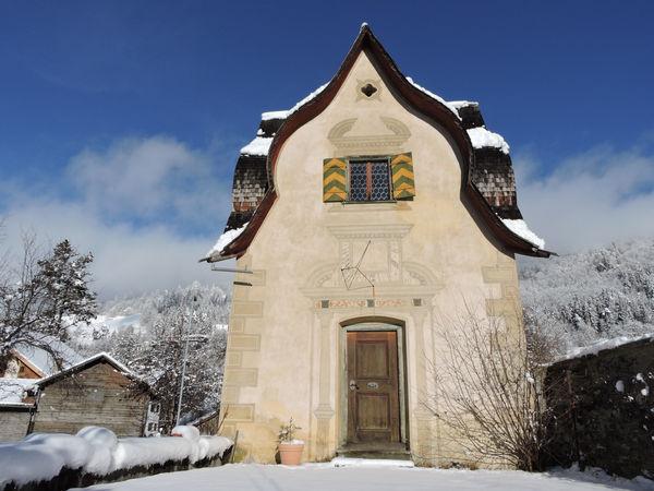 Gartenhaus von Grüneck