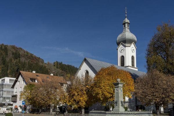 Katholische Kirche Ilanz