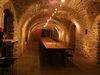 Weinkeller in der Casa Gronda