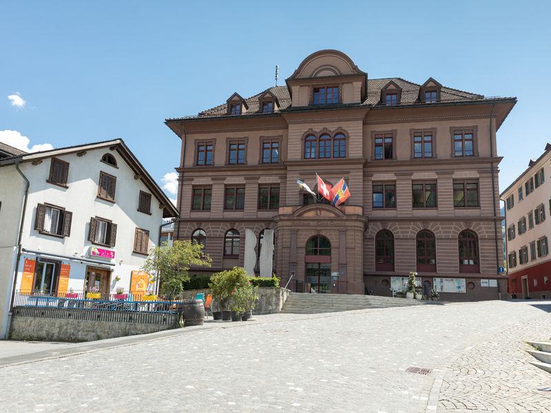 Rathaus von Ilanz