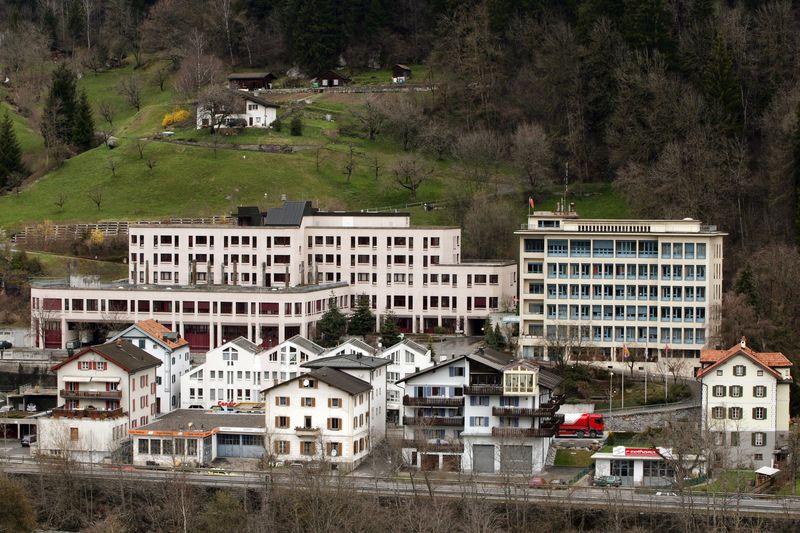 Regionalspital Surselva Ilanz