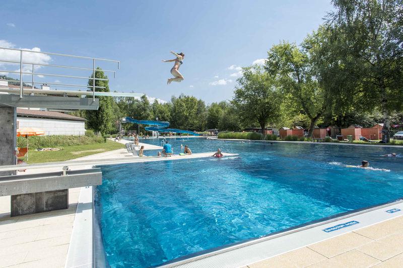 Schwimmbad Ilanz