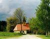 Die Dorfkapelle in Manglham in der Gemeinde Innernzell im Sonnenwald