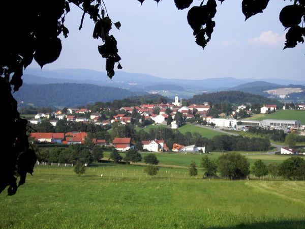 Innernzell im Bayerischen Wald