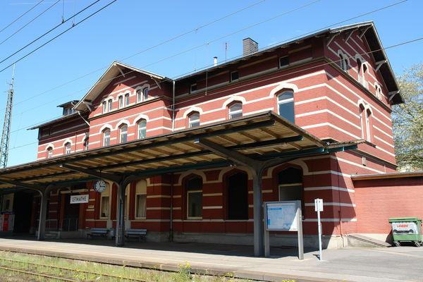 Bahnhof Letmathe