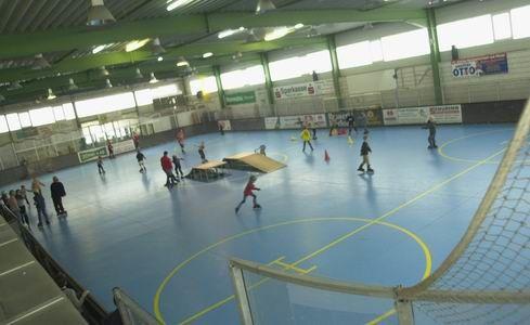 Zöpidrom Inline-Skater-Halle