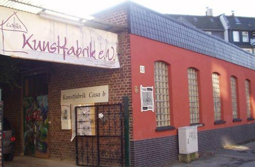 Kunstfabrik casa b