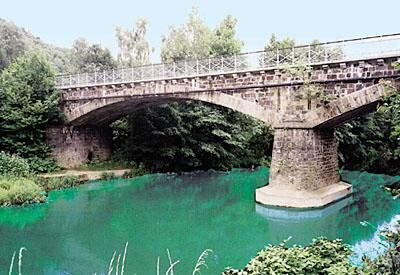 Brücke über die Lenne