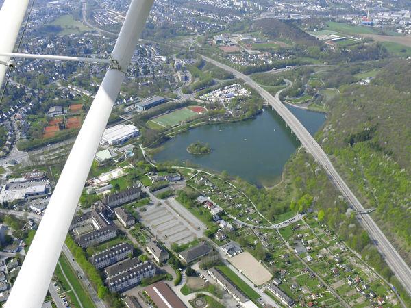 Seilersee Luftbild