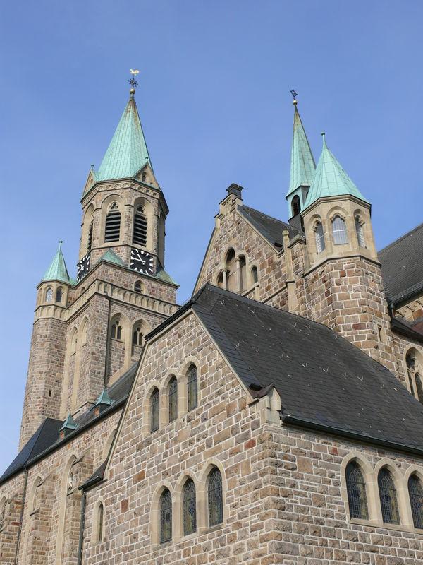 St. Kilian (Kiliansdom oder Lennedom) Sauerland.