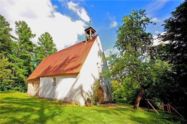 St. Nikolauskapelle in Jagstzell-Keuerstadt